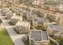 3&4 BEDROOM TOWN HOMES FOR SALE AT  ADJIRIGANNOR