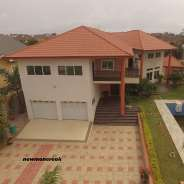 EXECUTIVE 5 BEDROOM WITH POOL FOR SALE,ADJIGANNOR