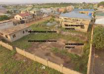 uncompleted commercial property for sale at Adenta