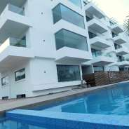 3 bedroom high end apartments in a gated community
