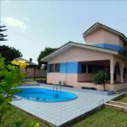 3 bedroom stand-alone unfurnished house