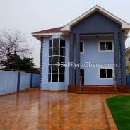 4 Bedroom House + 1 BQ for Sale, East Legon