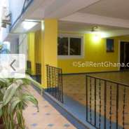 A 2 bedroom house renting furnished at Spintex