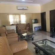 Executive furnished 3 bedroom house for rent
