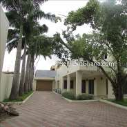 4/5-bedroom  house on a private compound,