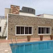 furnished 4 bedroom house with swimming pool