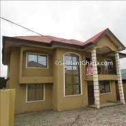 a 4 bedroom Self-house with 1 bedroom boys quarter