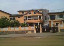 Furnished 20 Rooms Hotel to let at Tema