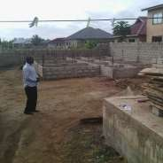 Half Plot for sale at Miche Camp.Tema