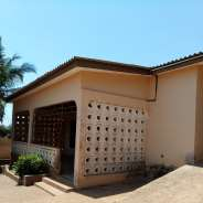 4 bedroom With Outhouse and Garage at Gbawe C Connie