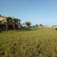 Front Beach Property For Sale at Prampram