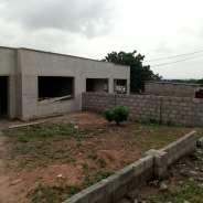 TITLED 3 BEDROOM HOUSE AT KWABENYA
