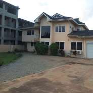 4Bedrooms with 2Bq House For Rent at Spintex.