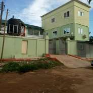 10 BEDROOM OF 6 APARTMENTS STOREY, DANSOMAN