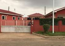 3 bedroom self compound for rent at Tema