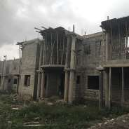 Uncompleted house for sale at East legon Adjirigan