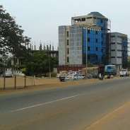 Yet to be completed office complex for sale