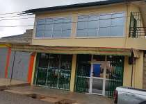 2 Shops plus 1 Office Storey Building Kokomlemle