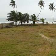 Front Beach Land For sale at Prampram