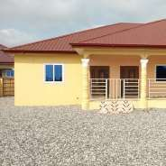 5bedroom with 3 washrooms at Kasoa