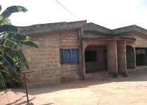 3 bedroom house at Kasoa Amanfrom
