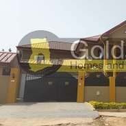 4 bedroom house with one BQ for sale @ Weija
