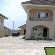 5 bedroom self-compound house in spintex