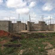UNROOFED 3 MASTER BEDROOM AT OYIBI VALLEY VIEW