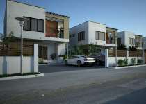 3 bedroom townhouses with 1 boy's quarters selling