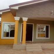 3Bedrms House For Rent at Spintex