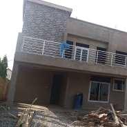 NEW 4 MASTER STOREY HOUSE, KASOA MILLENNIUM CITY
