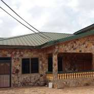 4 MASTER BEDROOM HOUSE AT ASHONGMAN