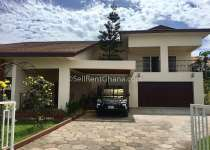 4 bedroom semi-furnished house in Cantonments