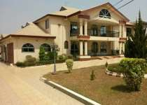 FULL MANSION AT KWADASO ESTATE FOR SALE