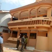 4 MASTER BEDROOM STOREY AT DANSOMAN SAKAMAN
