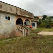 4BRM HOUSE ON 2PLOTS AT ABLEKUMA