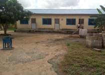 3 UNITS OF CHAMBER & HALL AT KASOA