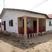2 APARTMENTS OF 3BRM HOUSE AT KASOA