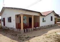 2 APARTMENTS OF 3BRM HOUSE AT KASOA