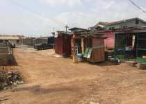Land for sale at Achimota Akweteman