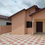 3 bed rooms  expandable house for sale at spintex road accra ghana