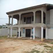 5 bed rooms 2 story with garage for sale at waiga