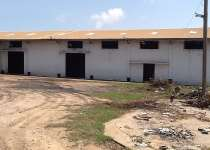 Warehouse for sale at Circle.Accra