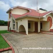 3 bedroom furnished house with swimming pool