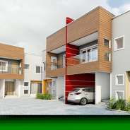 3 Bedroom Townhouse + Staff Quarters