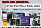 Phone and Tablet repair CCTV Cameras Laptop repair