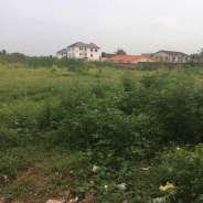 A PLOT OF LAND FOR SALE AT  EAST LEGON