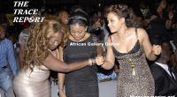 Nadia Buari and Lokita Confidence