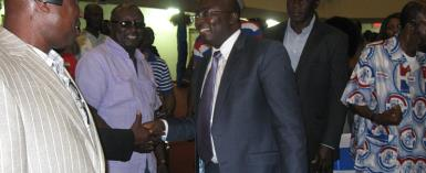 """Akufo Addo's """"rise And Build"""" Tour Energises Ghanaians In America And Canada."""