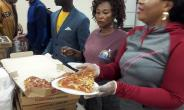Kyeiwaa Joins Deliverancefmusa To Feed The Homeless